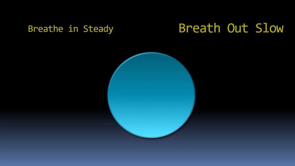 DBT Informed Mindfulness Task - Observe the Breath by Rachel Gill