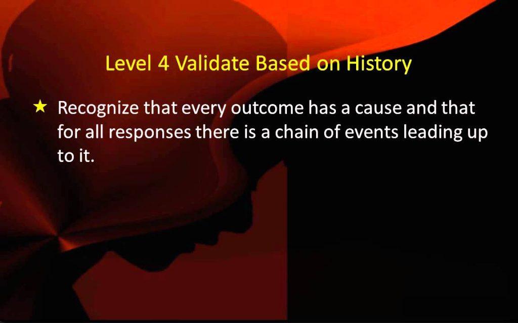 DBT Peer Connections - Ep 1b - DBT Skills 6 Levels of Validation
