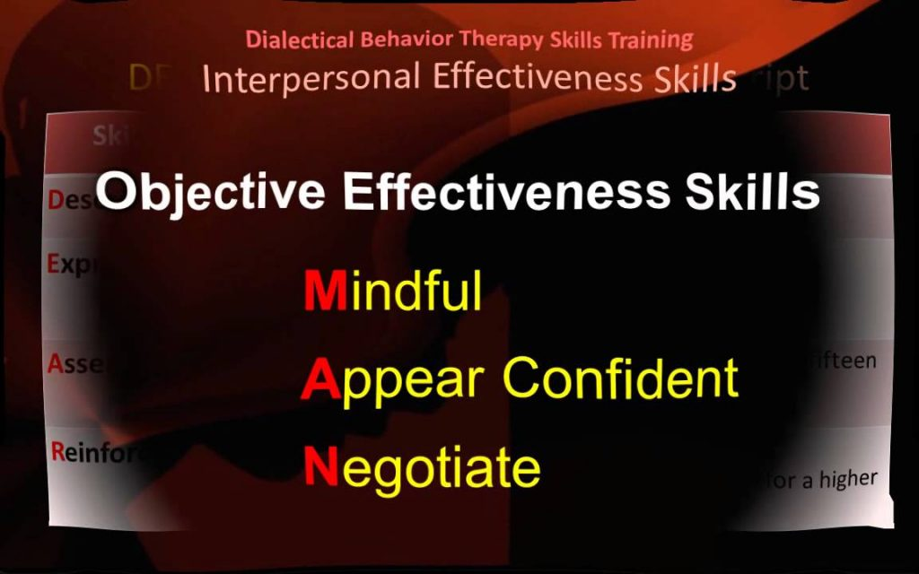 DBT Peer Connections   Ep  5 – Interpersonal Effectiveness Skills