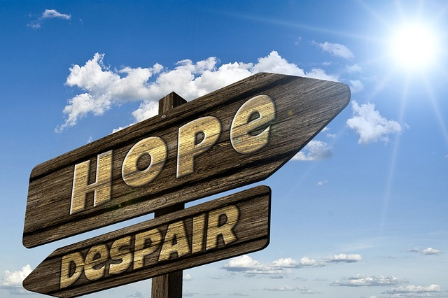 hope for self-injury