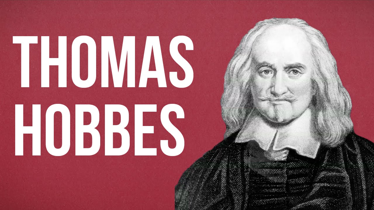 POLITICAL THEORY – Thomas Hobbes