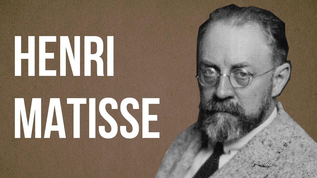 ART/ARCHITECTURE – Henri Matisse