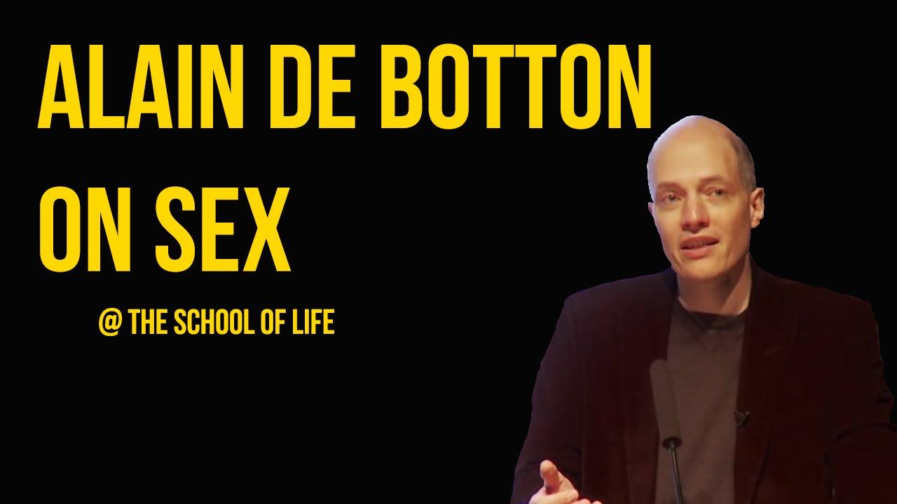 Alain de Botton on Sex