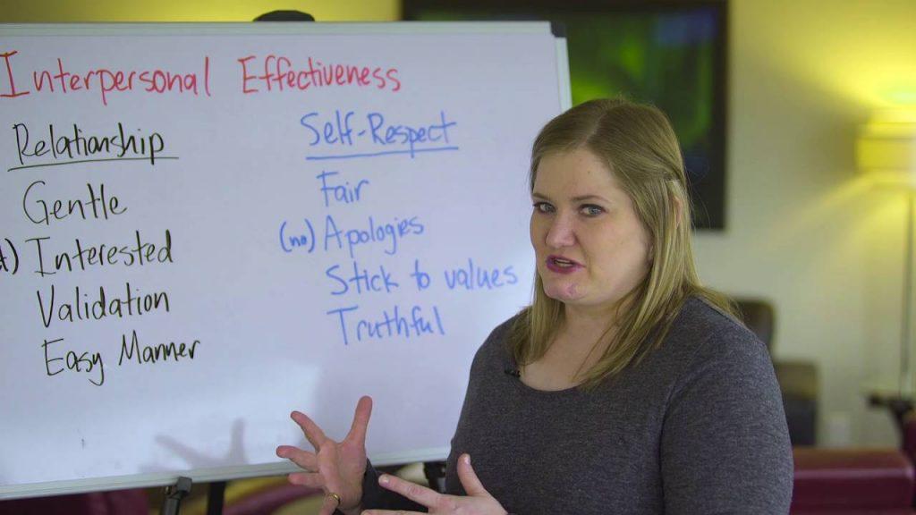 Interpersonal Effectiveness - DBT Skills by New Roads Behavioral Health