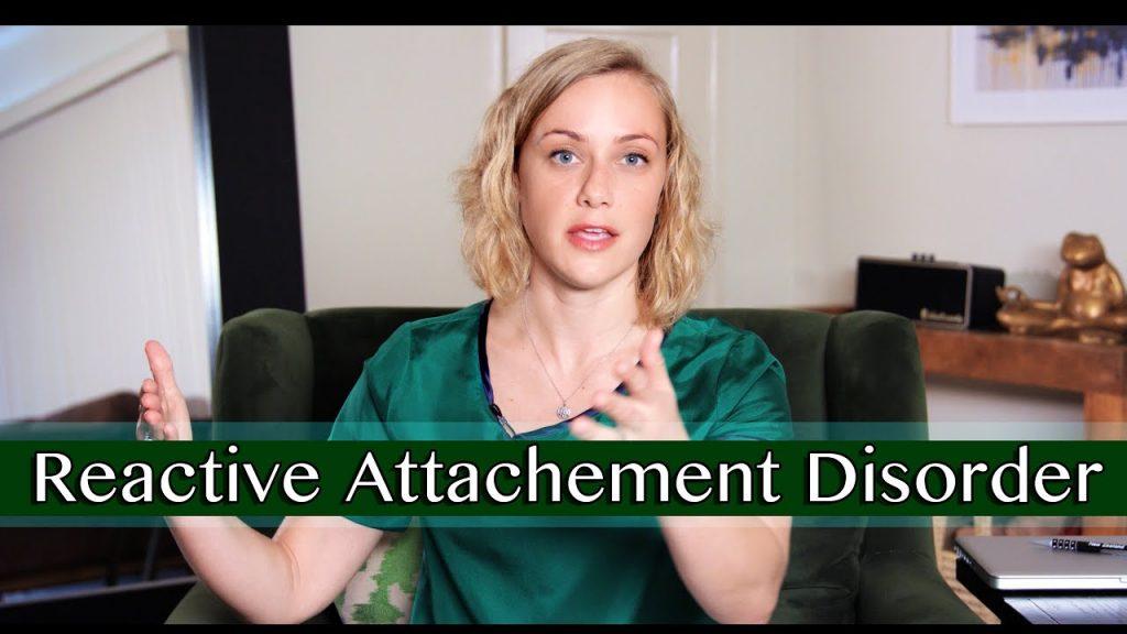 What is Reactive Attachment Disorder (RAD)? - Mental Health with Kati Morton | Kati Morton