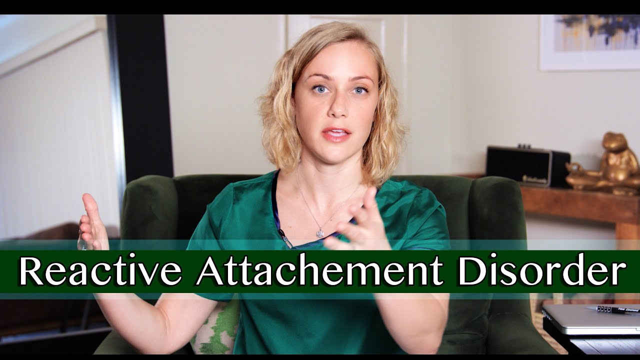 What is Reactive Attachment Disorder (RAD)? - Mental Health with Kati Morton | Kati Morton