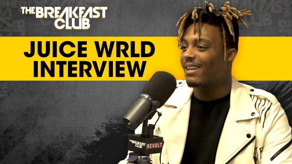 Juice WRLD Talks Mental Health, Heartbreak, Nicki Minaj, New Music + More