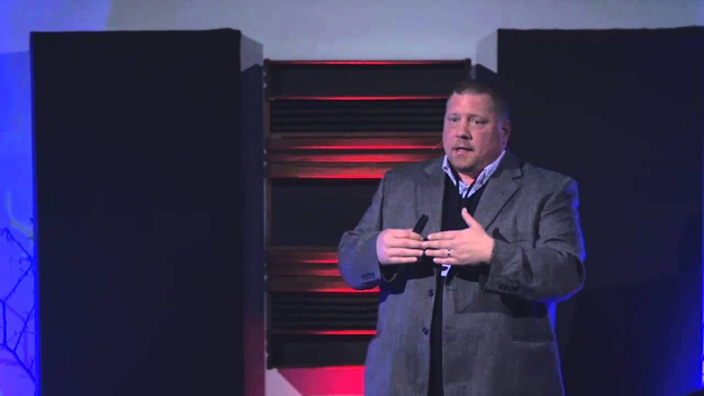 How mental illness made me a better person: Joe Schaefer at TEDxAlbany 2013