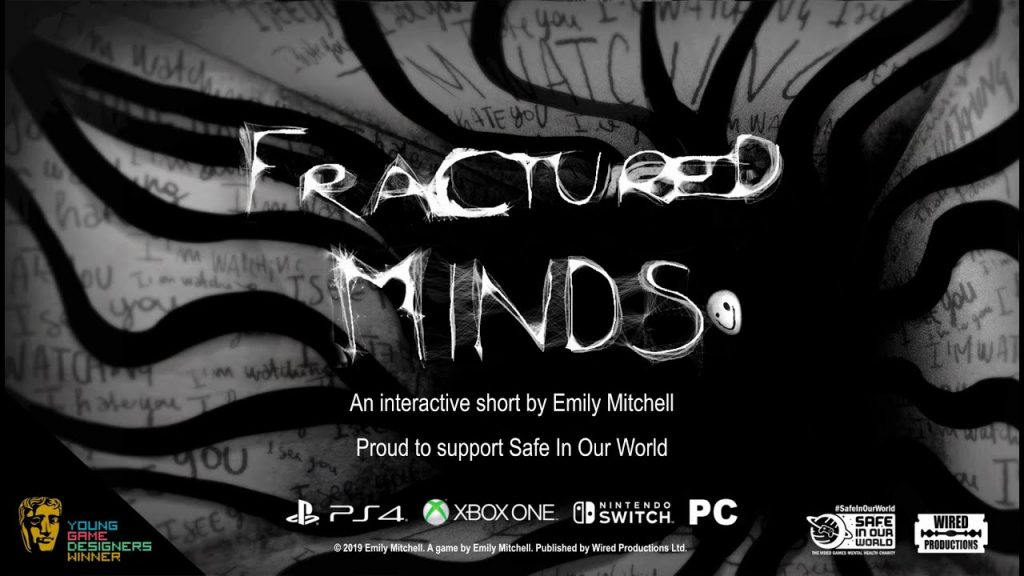 Fractured Minds   Raising Support for Mental Health Awareness   BAFTA YGD Award   Launch Trailer