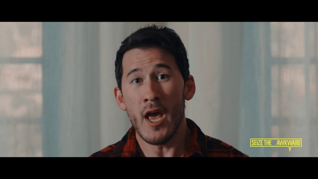 Markiplier on Talking about Mental Health | Friendship & Mental Health | Ad Council