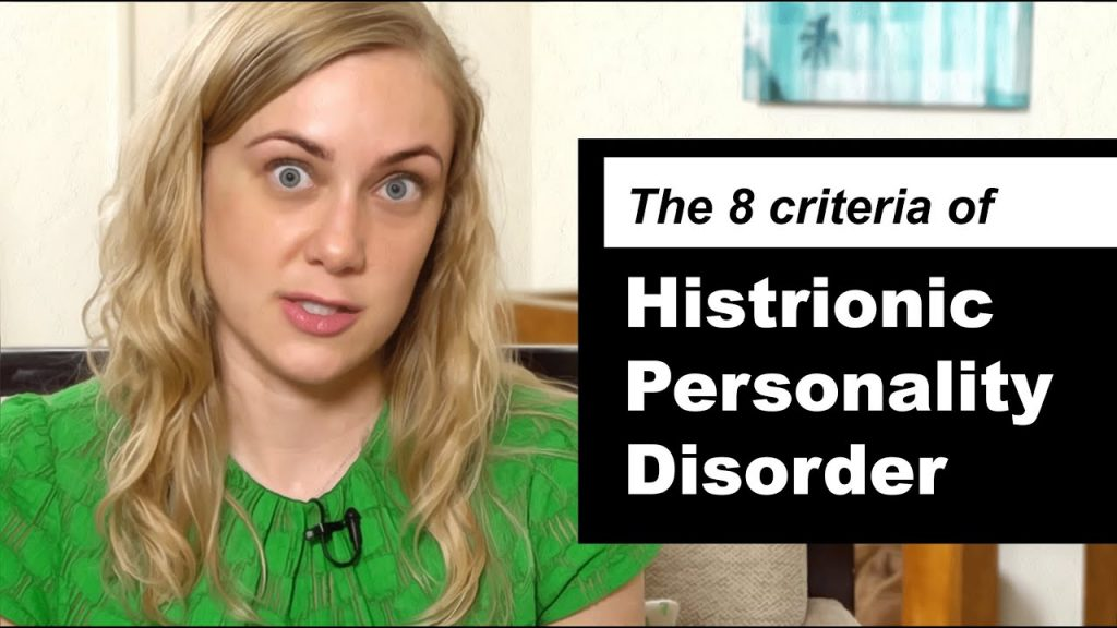 What's Histrionic Personality Disorder? Mental Health treatment, help & therapy with Kati Morton