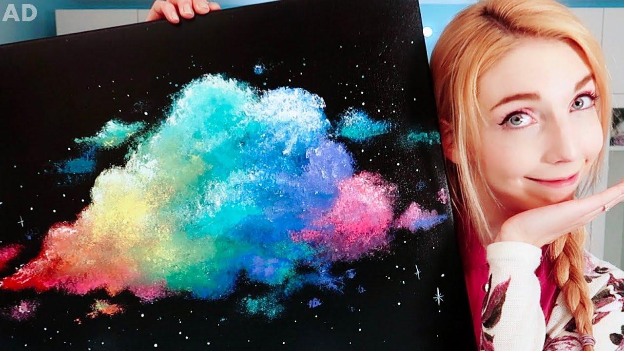 Art for Mental Health – Rainbow Cloud
