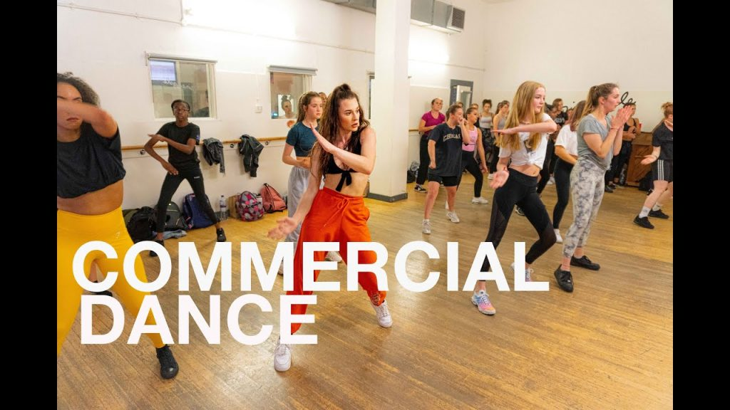 MENTAL HEALTH in competitive DANCE WORLD / What is COMMERCIAL DANCE?