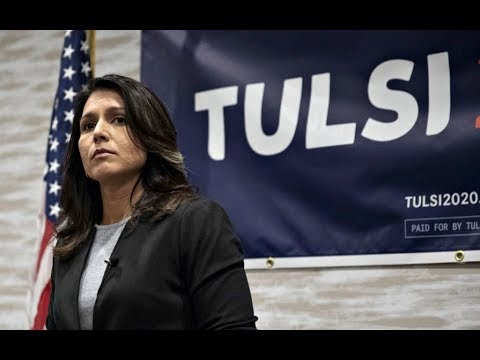 Tulsi Gabbard on veteran suicide and mental health