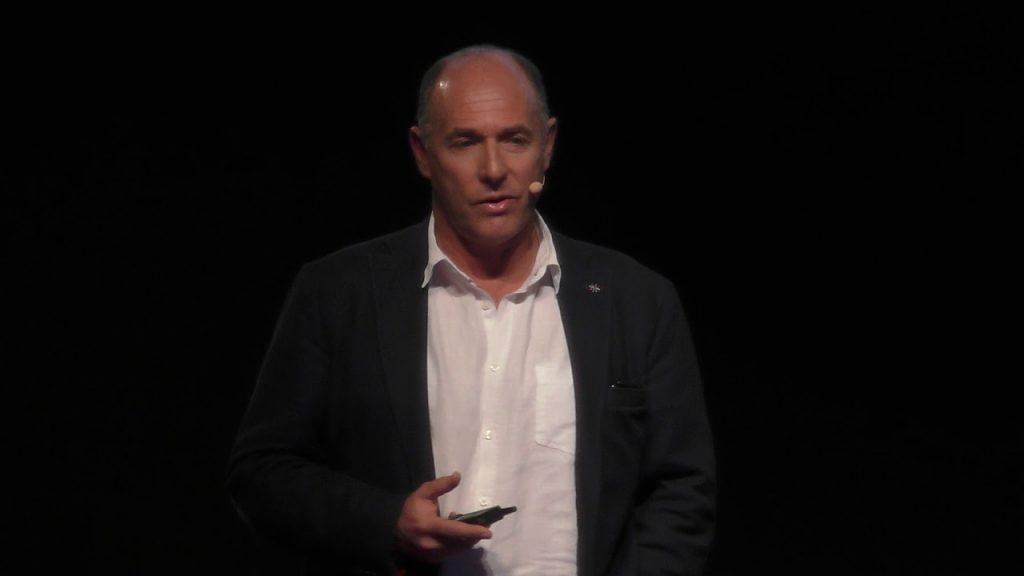Let's talk about mental health | Geoff McDonald | TEDxSittardGeleen