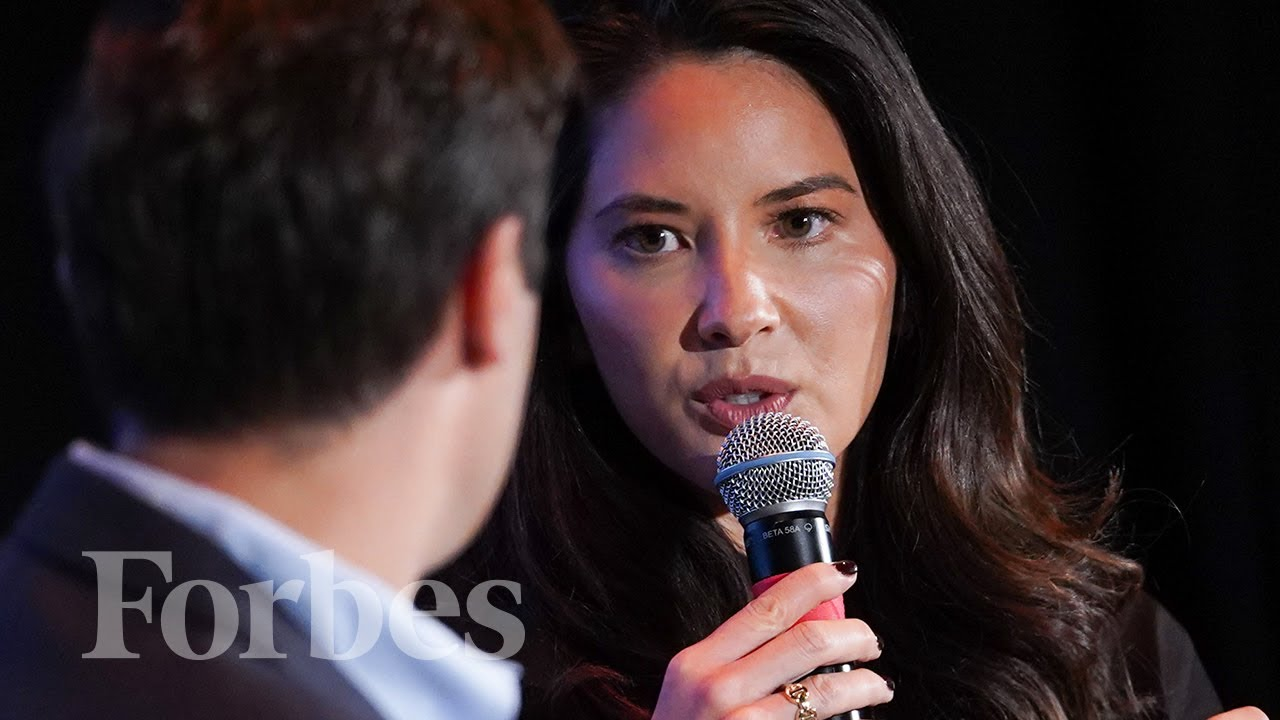 Olivia Munn On Mental Health And Moving Forward | Forbes