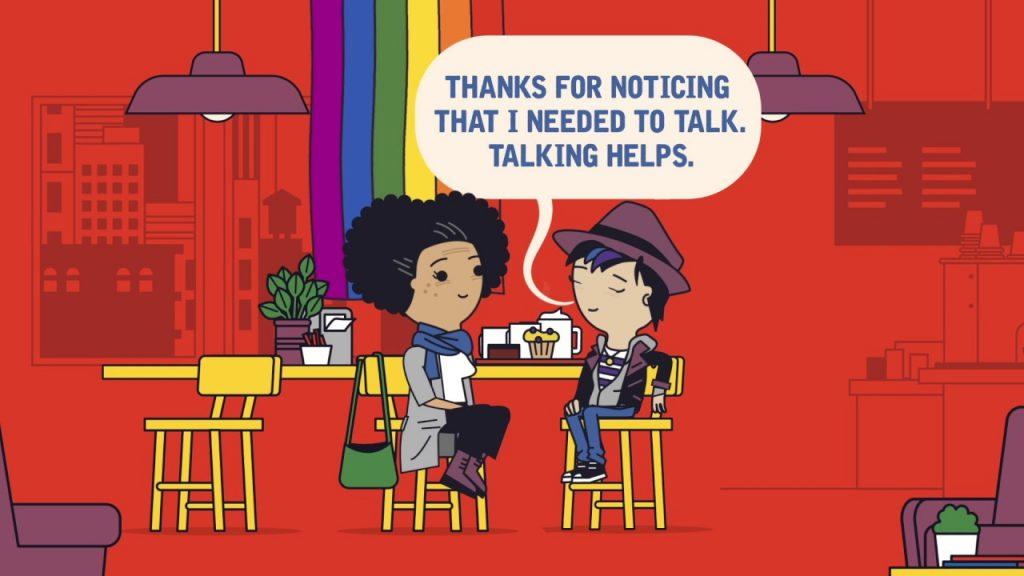 Mental Health First Aid - LGBTQ