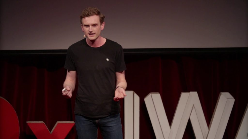 A new approach to mental health in universities   Conrad Hogg   TEDxUWA