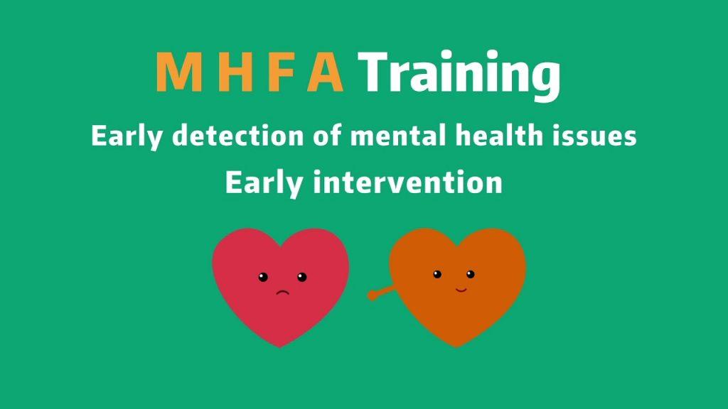 Mental Health First Aid Training @ HKU