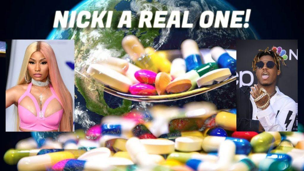 Nicki Minaj: Juice WRLD, Mental Health, Drugs, & The Music Industry