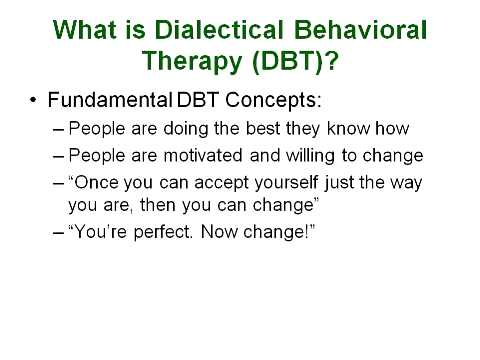 Intro to DBT