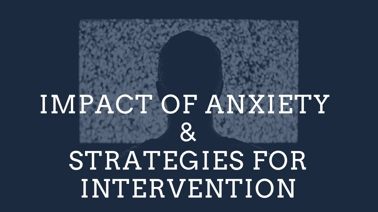 Quickstart Guide to Understanding & Addressing Anxiety