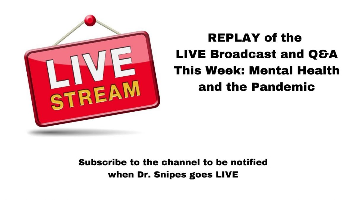 Tips to Live Happier  Live with Dr. Dawn-Elise Snipes