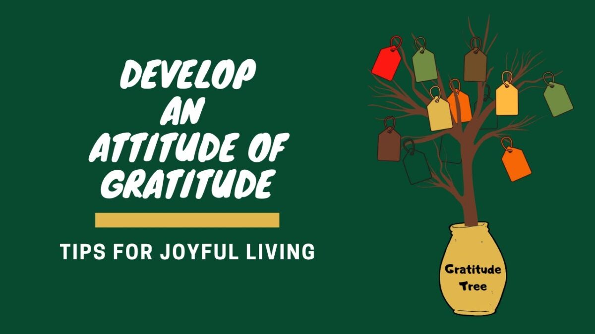 Attitude of Gratitude for Joyful Living : PACER Integrated Behavioral Health