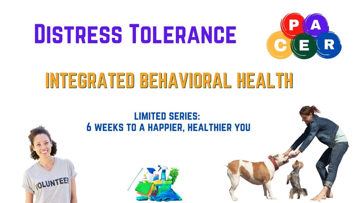 Distress Tolerance: 6 Weeks to a Happier, Healthier You
