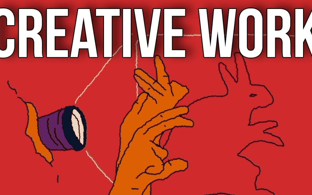 How to Find Creative Work