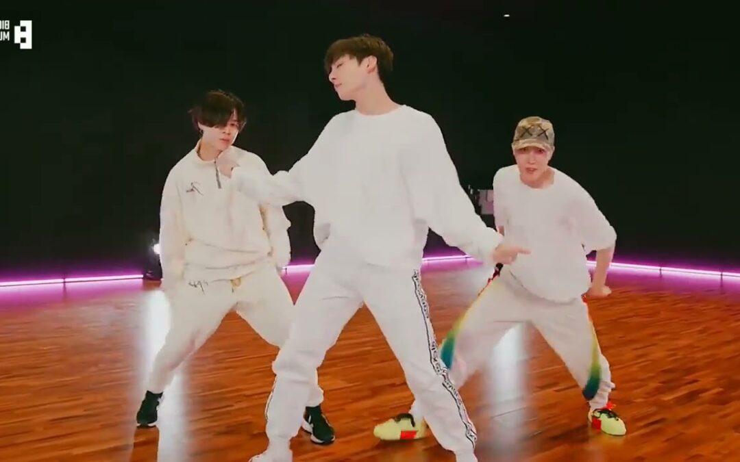 BTS Special Performance Mirror Butter ft Megan Thee Stallion| on bts dance practice| bts dance