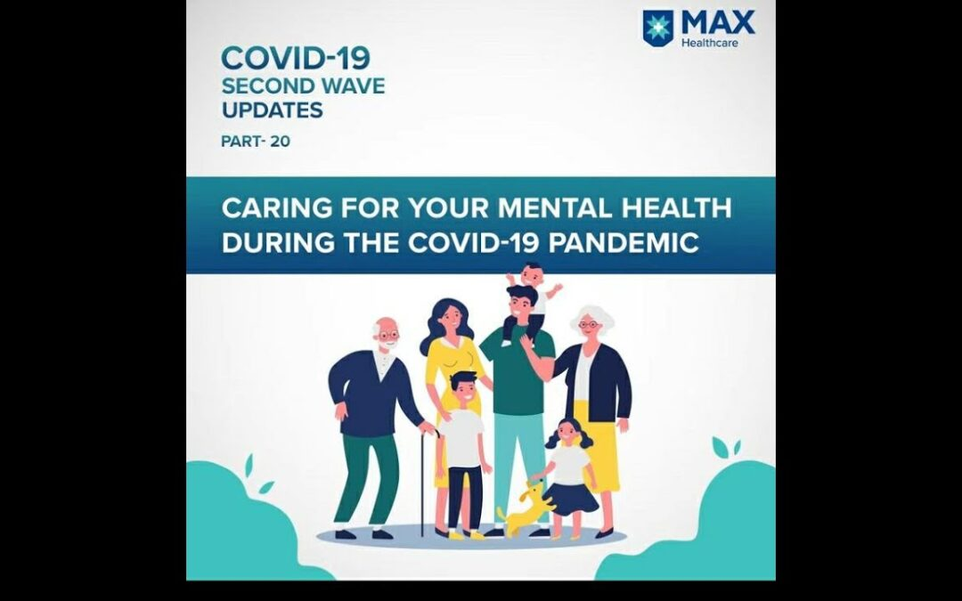 Caring for your mental health during the COVID-19 pandemic