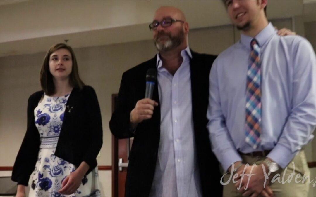 Mental Health Speaker goes to Lindenwood University